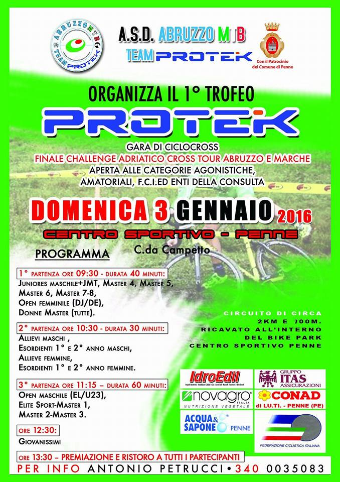 2016 01 03 Penne Ciclocross
